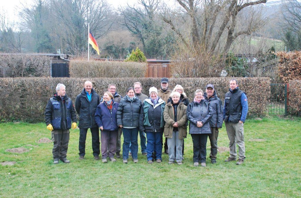 Unterordnungs- und Schutzdienstlehrgang mit Sepp Wild in Königswinter